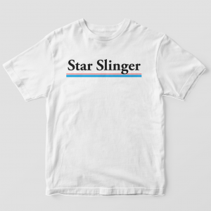 Star Slinger Merchandise T Shirt